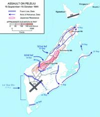 The Battle of Peleliu