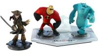 DISNEY INFINITY New Disney game lets kids play with all franchises in the same world