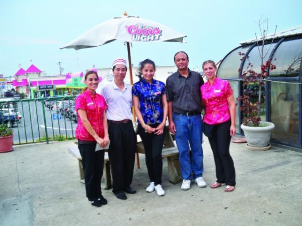 Li Yangs Chinese Restaurant Menu