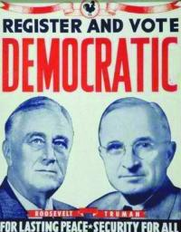 FRANKLIN D. ROOSEVELT AND THE ELECTION OF 1944